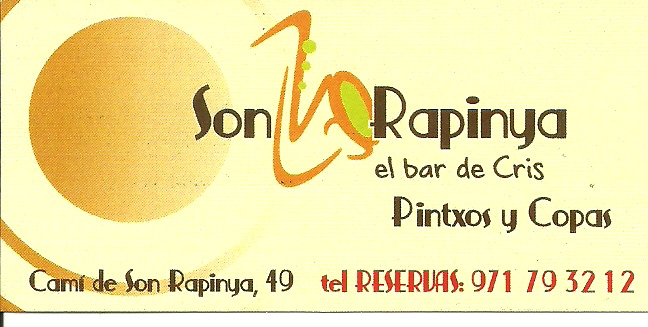 Bar Son Rapinya